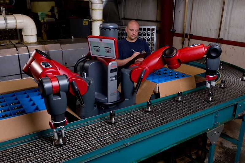 Baxter Robot from Rethink Robotics