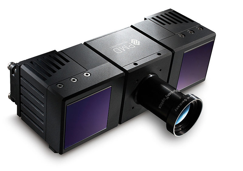 CamCube2.0 Depth Camera from PMD Technologies