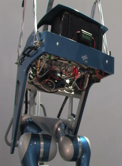 DLR Biped Robot -- Justin's new legs?