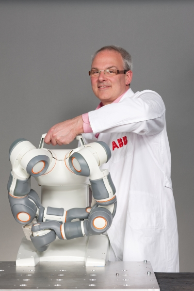 Frida Humanoid Robot from ABB