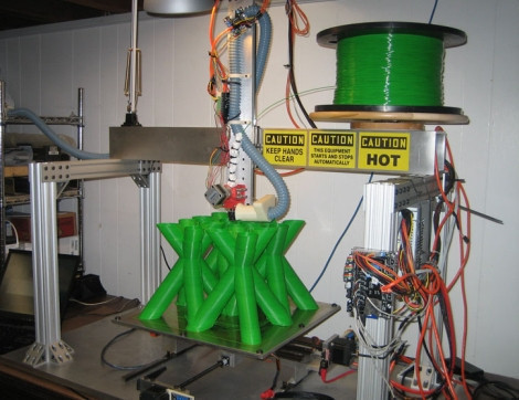 Large Scale Rapid Prototyping Robots Industrial Robot Arm