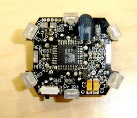 Jasmine III Micro Robot Mainboard Bottom