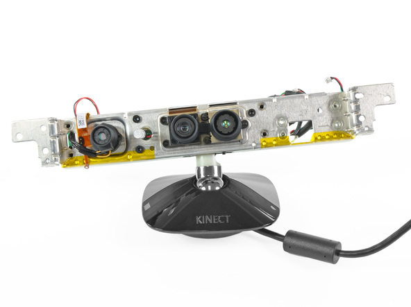 Kinect RGB-D Camera Teardown