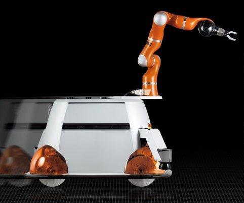 OmniRob: Kuka Robotics' Foray into Omnidirectional Mobile