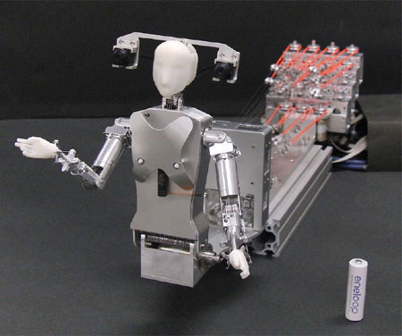 MH-2 Wearable Humanoid Robot