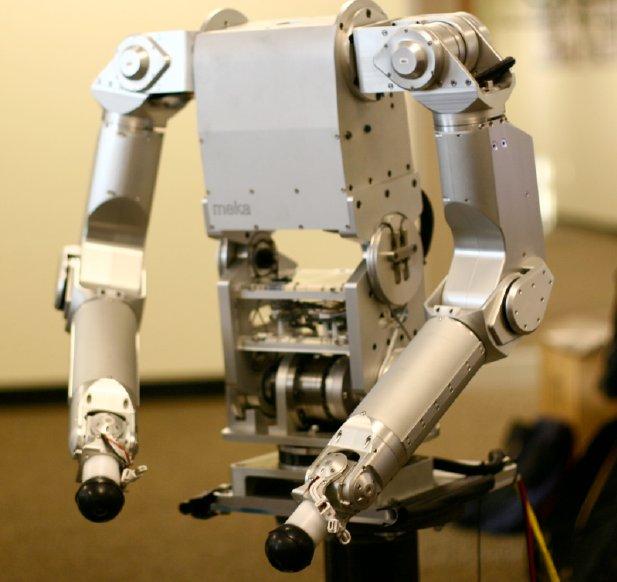 Meka Robotics Humanoid Torso And Anthropomorphic Hands Hizook