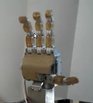 Meka Robotics Anthropomorphic Hand