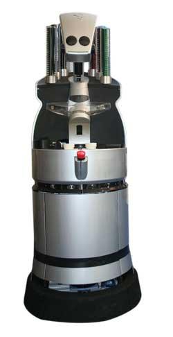 robot coffee machine