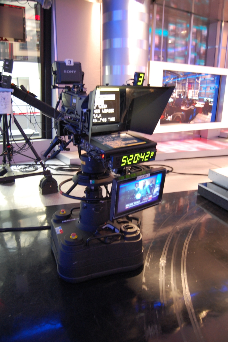 CNN Robotic Camera