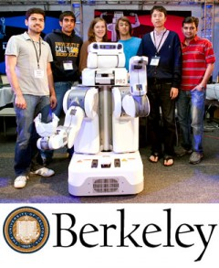 PR2 Team Berkeley