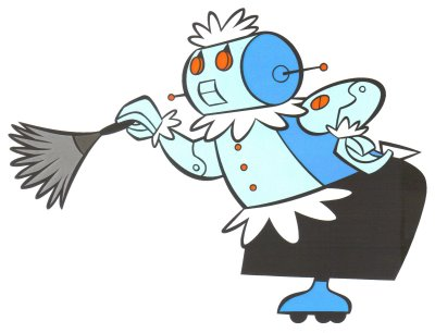 Rosie Robot from Jetsons