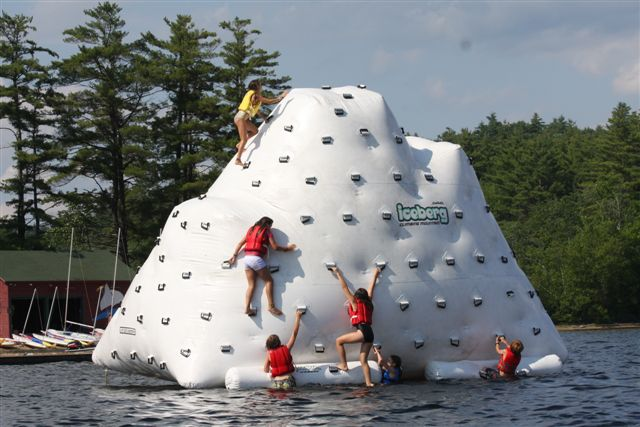 Inflatable Water Toy (Giant Pyramid)