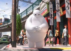 Big Hero 6 inflatable robot