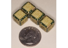 Electropermanent Magnets Enable Programmable Matter Robots (Robot Pebbles)