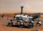 Mars Science Laboratory (MSL) robot known as Curiosity