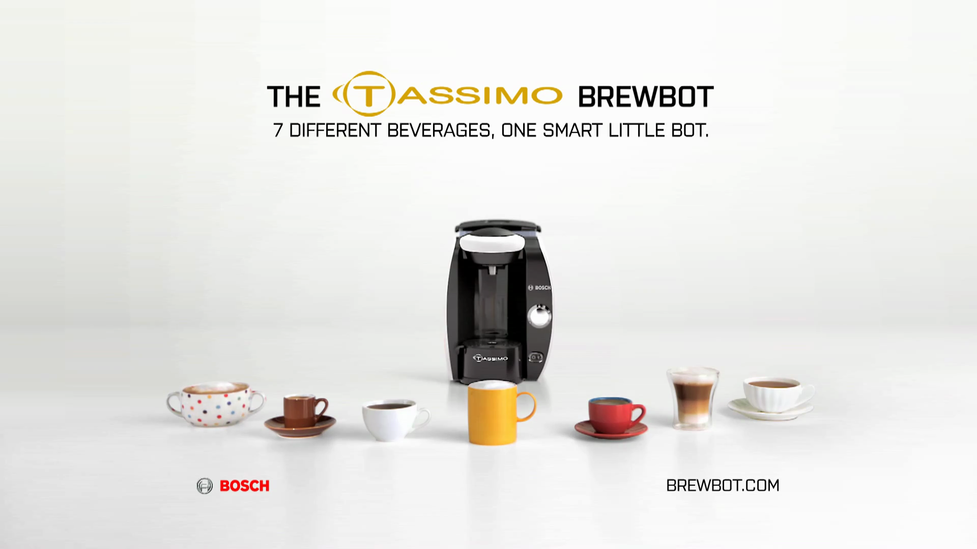 Coffee Machine Robot: BrewBot