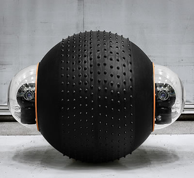Rotundus Spherical Robot
