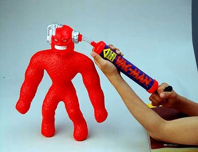 Vac-Man toy