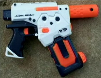 Automatic Water-Gun Squirrel Shooter